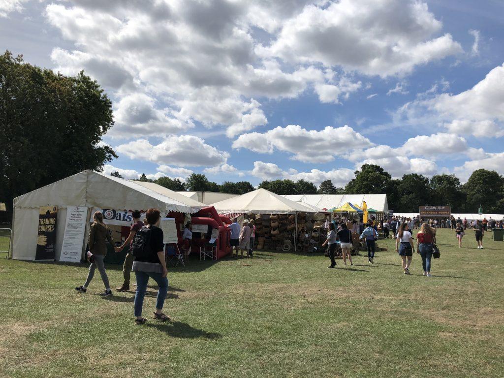 nottingham food festival wollaton park 2018 will flirt. Black Bedroom Furniture Sets. Home Design Ideas